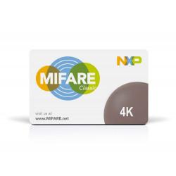 Mifare Classic 4K White PVC...